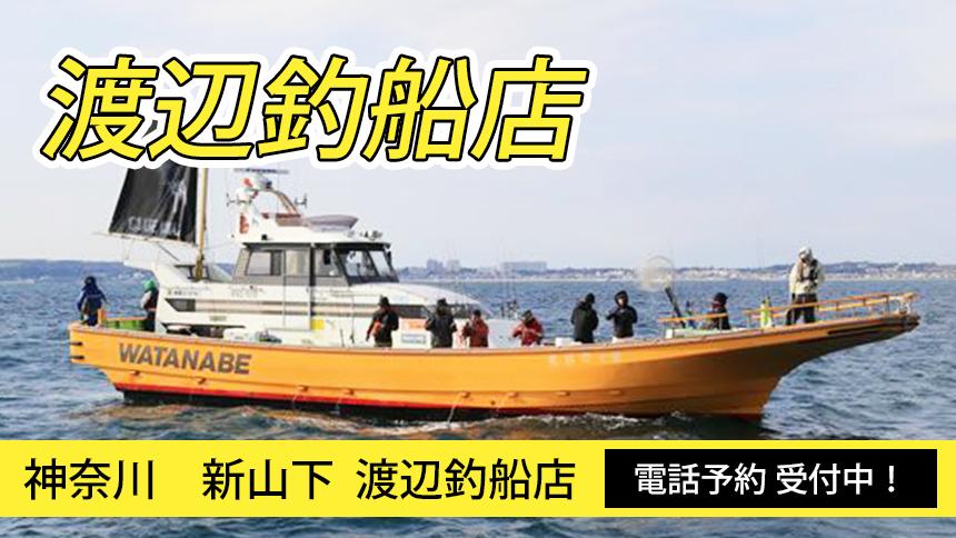 新山下 渡辺釣船店